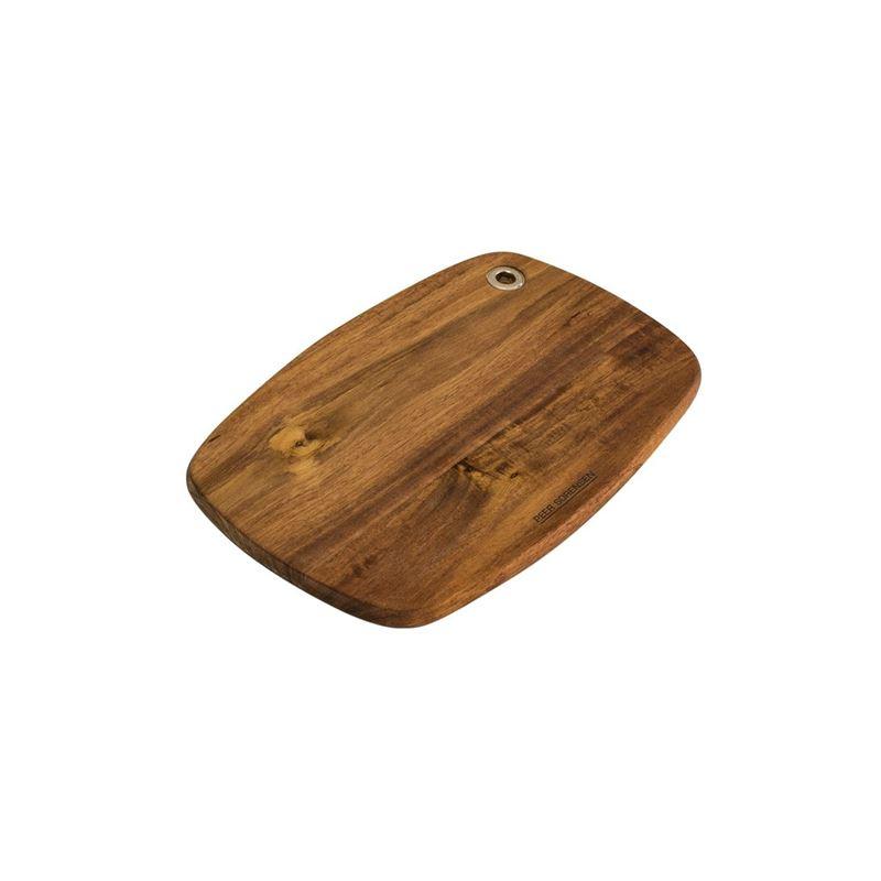 Peer Sorensen – Acacia Slim Line Curved Chopping Board 27x18x1.2cm