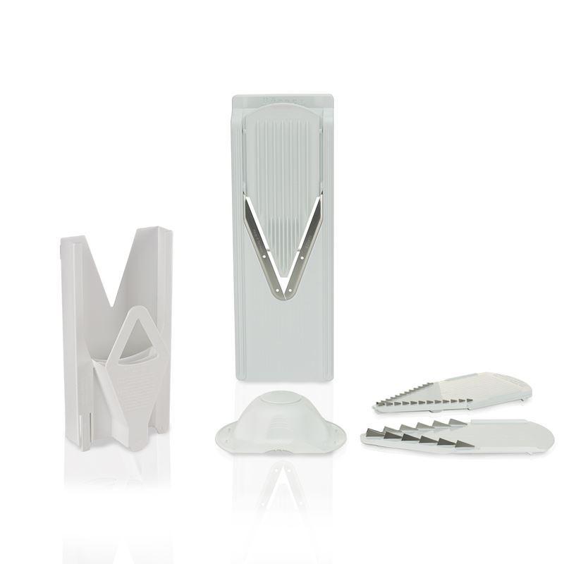 Borner – V3 TrendLine Full Set V Slicer White (Made in Germany)