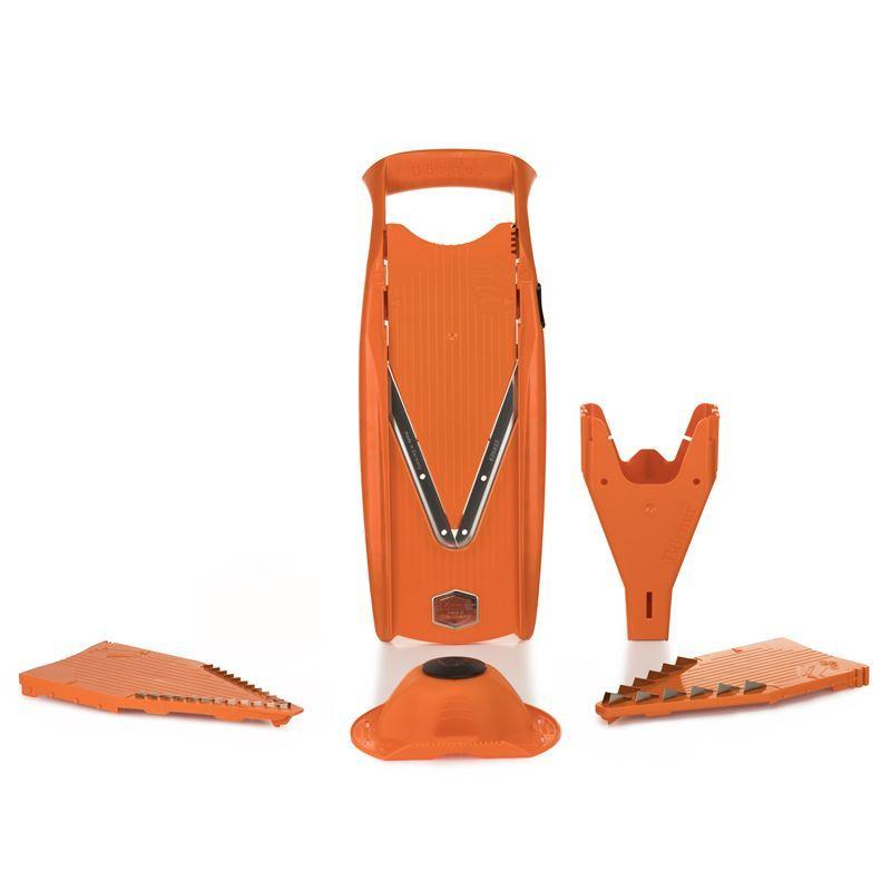 Borner – V5 PowerLine 5pc V Slicer Set Orange (Made in Germany)
