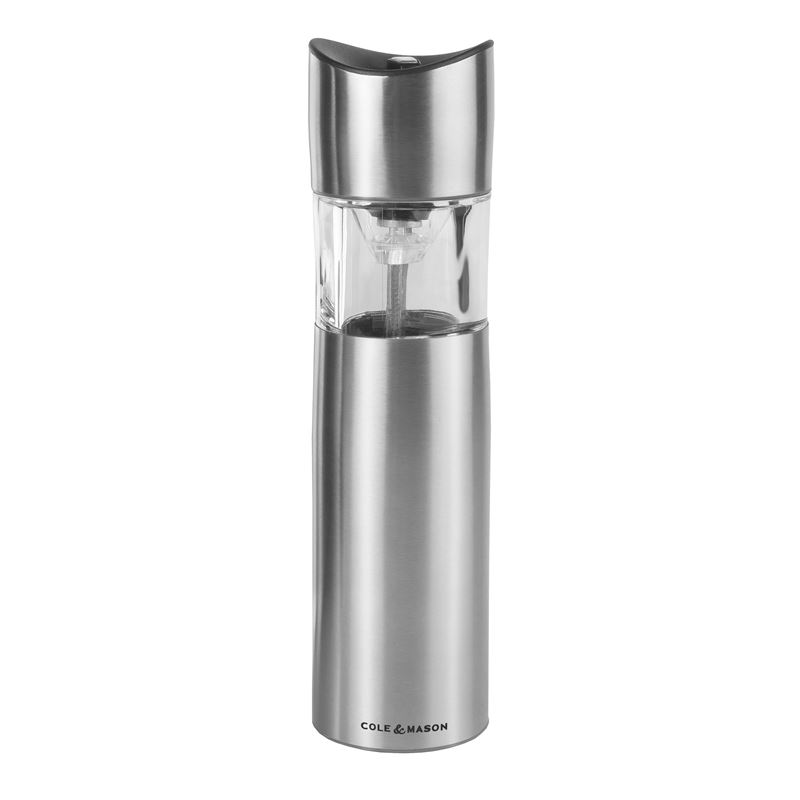 Cole & Mason – Penrose Electronic 21cm Stainless Steel Mill