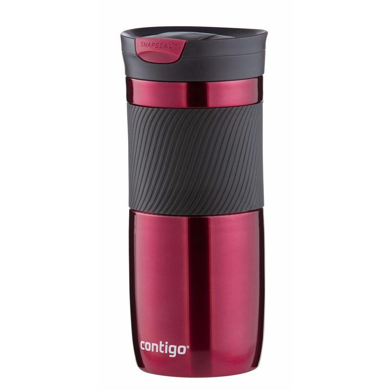 Contigo – Byron Snapseal Vivacious Red 473ml Mug