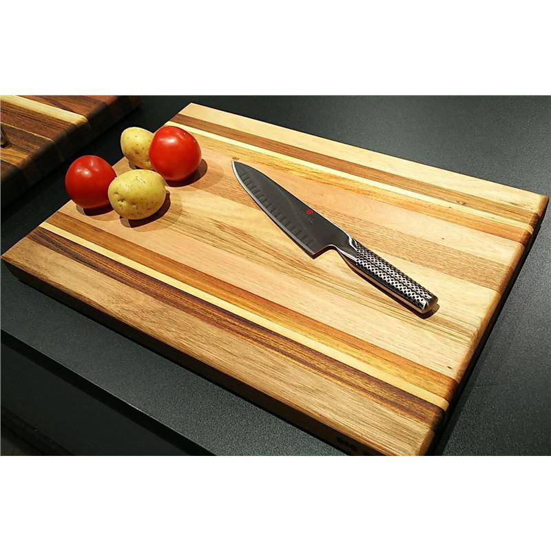 Big Chop – Rectangular Pinstripe Chopping Board 50x34x4cm (Made in Australia)