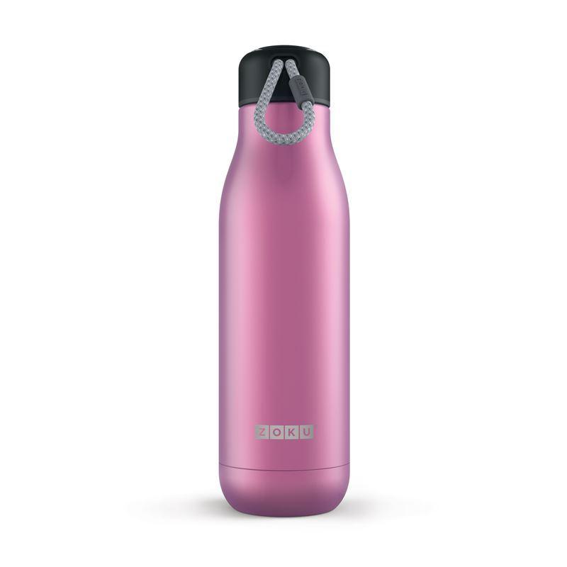 Zoku – Vacuum Insulated Stainless Steel Bottle 750ml Purple