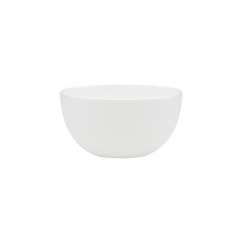 Ecology – Canvas White Fine Bone China Rice Bowl 10cm