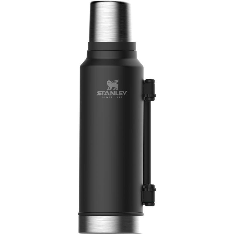 Stanley – Matte Black 1.4Ltr Vacuum Insulated Bottle
