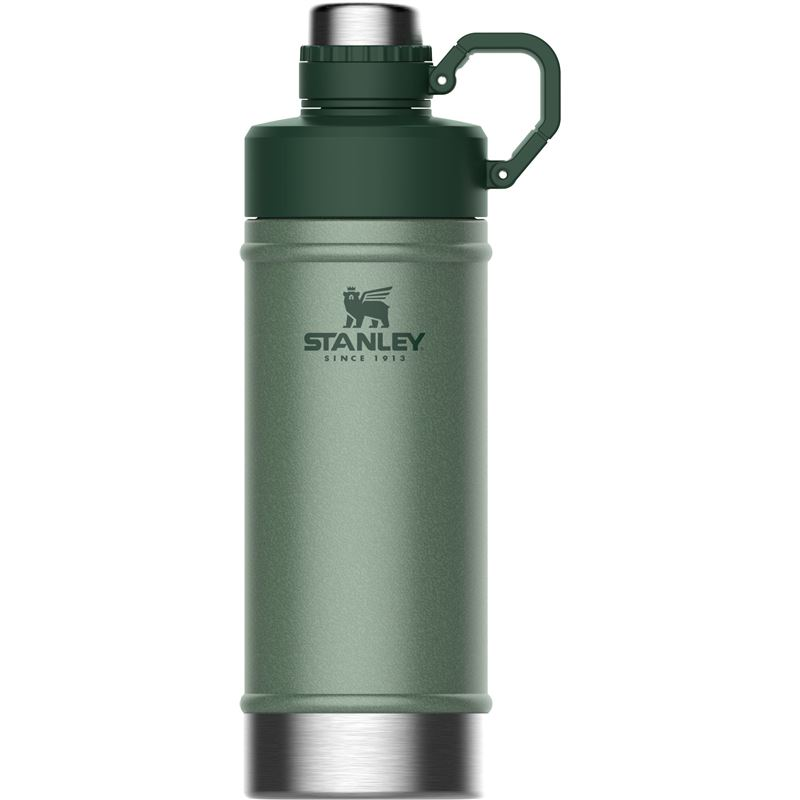 Stanley – Hammertone Green Double Wall Vacuum Insulated 530ml Water Bottle