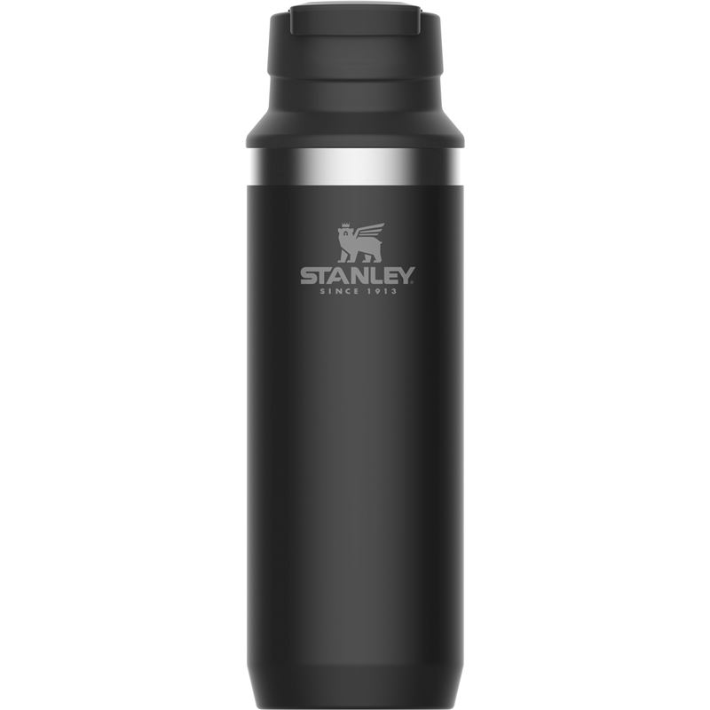 Stanley – Adventure Series Switchback Double Wall Vacuum Insulated Mug 470ml Matte Black
