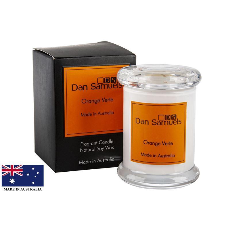 Dan Samuels – Mini Metro Jar Filled Candle Orange Verte 50ml(Hand Made in Australia)