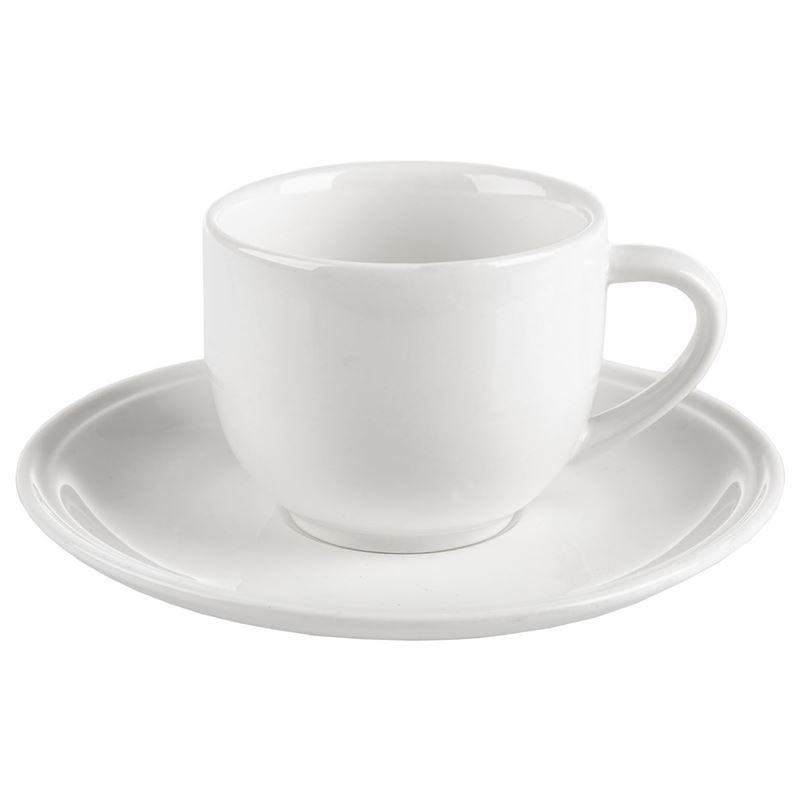 Benzer – City Life Otto Espresso 80ml Cup & Saucer Set