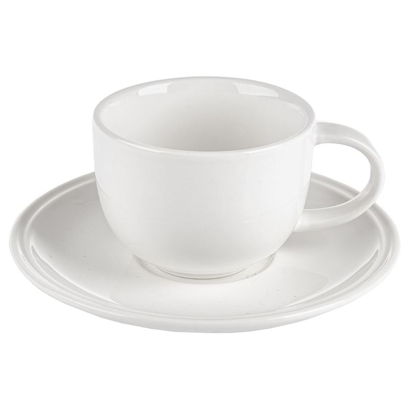 Benzer – City Life Otto Tea 180ml Cup & Saucer Set