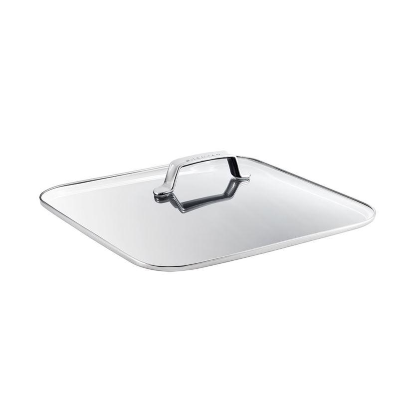 Scanpan – TechnIQ Square Glass Lid 33x33cm