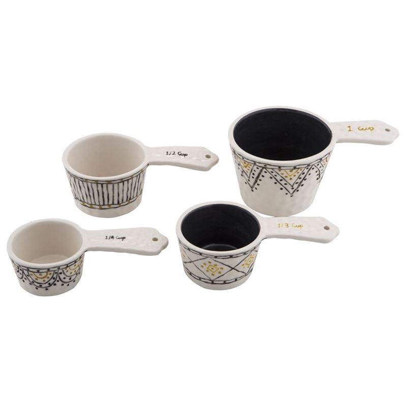 Amalfi – Ethnique Measuring Cups Set of 4