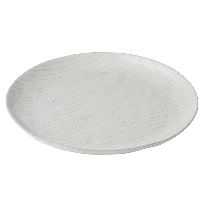 Academy – Pinstripe 26cm Dinner Plate