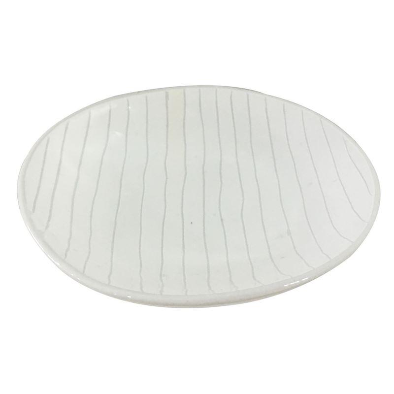 Academy – Pinstripe Condiment Dish 10cm