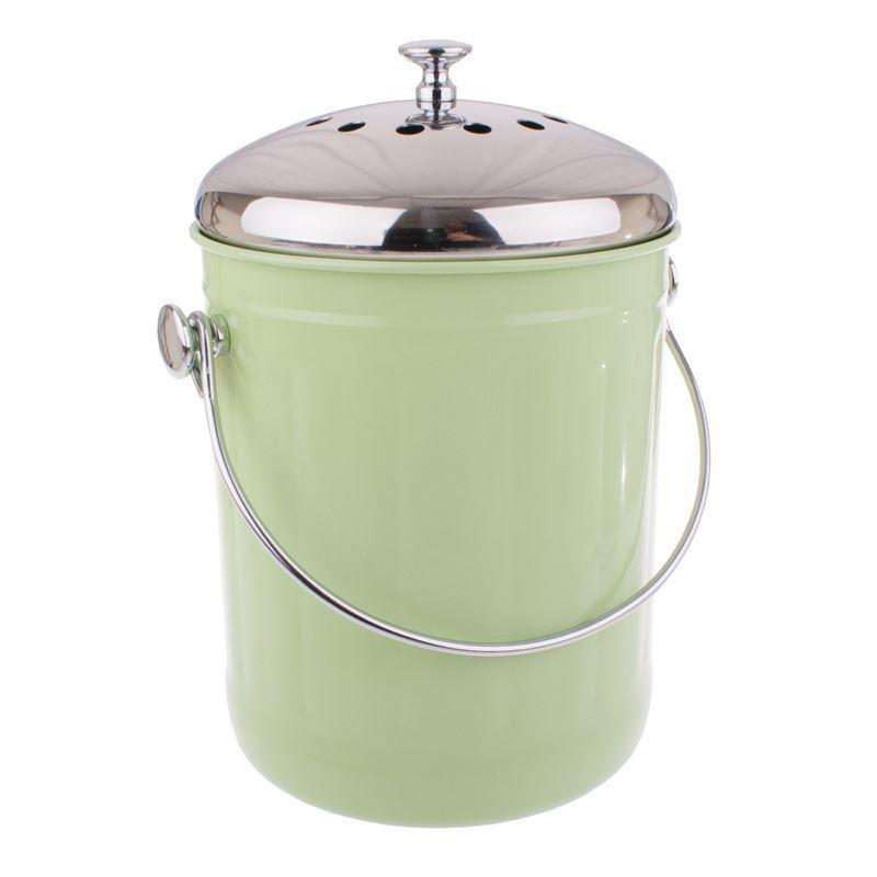 Appetito – Compost Bin 5Ltr Green