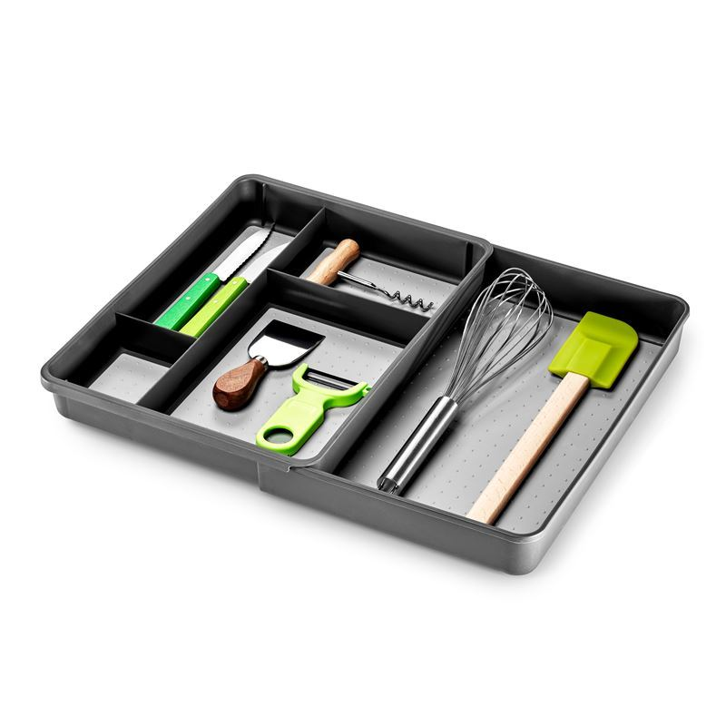 MadeSmart – Expandable Utility Tray 32.13×23.98×4.85cm (expands to 38.70 cm