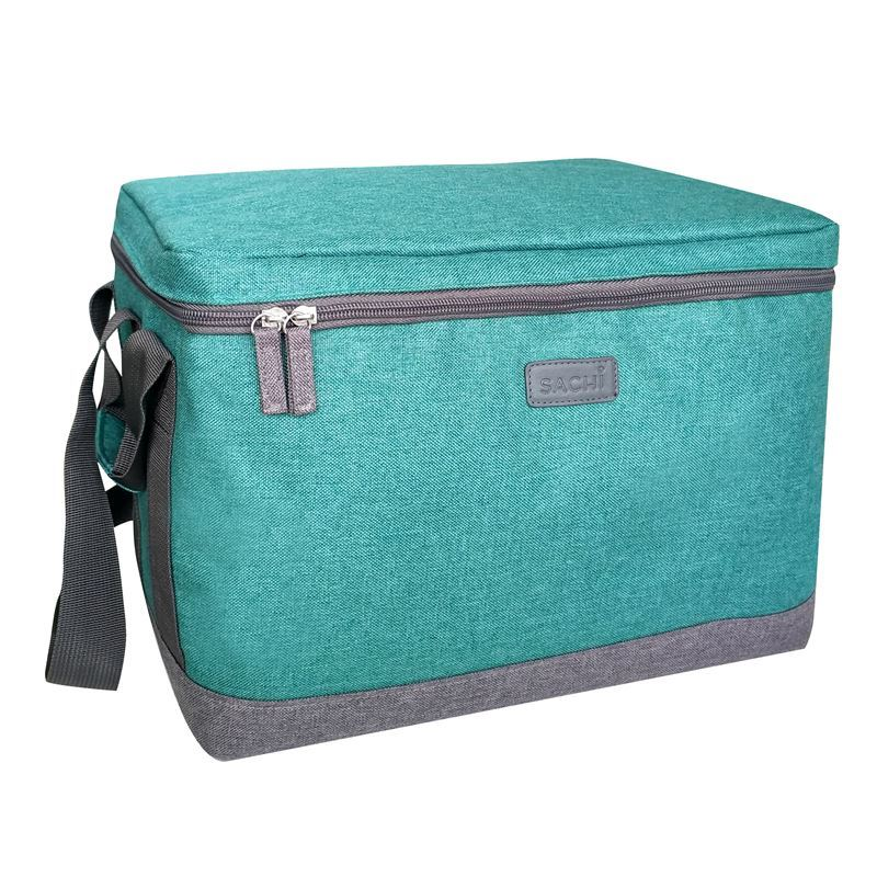 Sachi – Insulated Cooler Cube Cooler 23Ltr Green