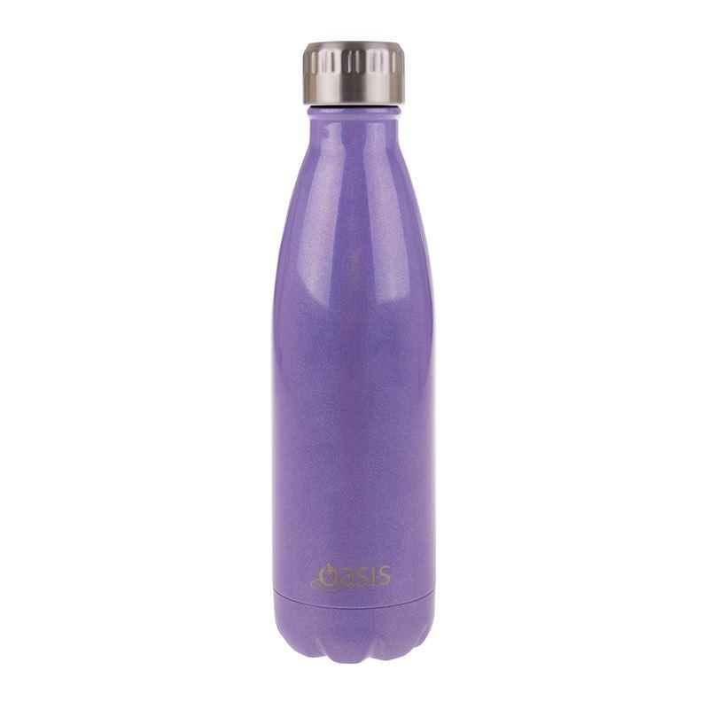 Oasis – Insulated Drink Bottle 500ml Lustre Purple