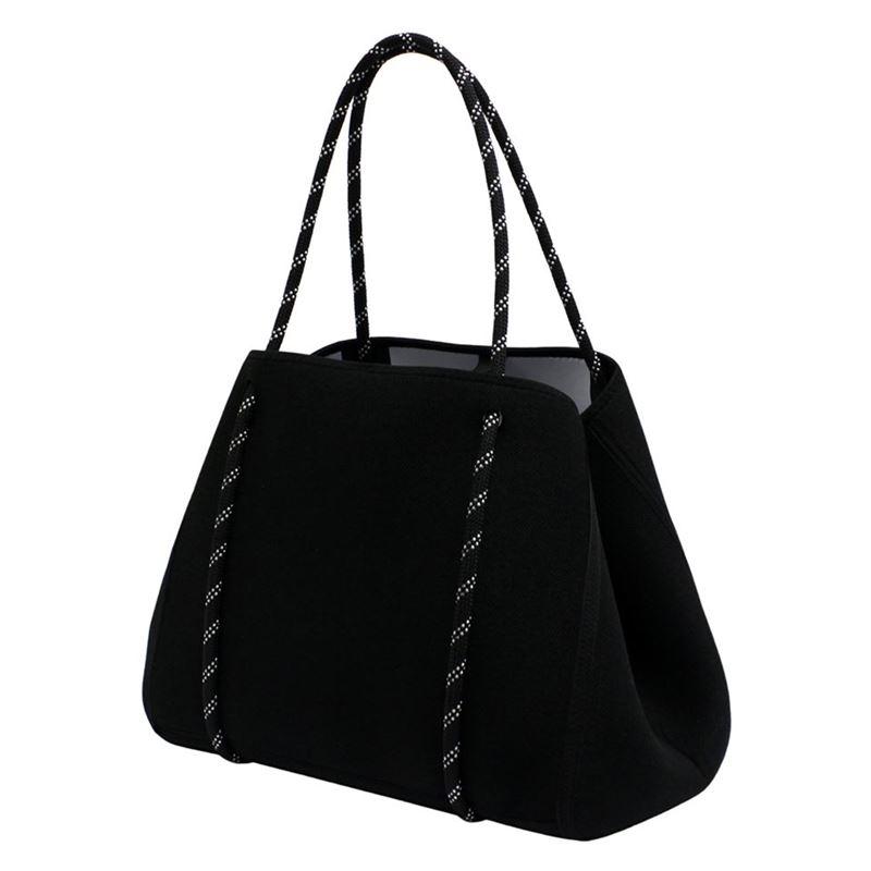 Iconchef – Neoprene Market Tote Black 22Ltr