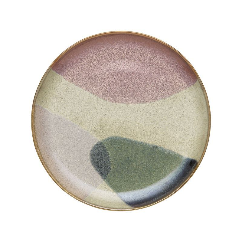 Ecology – Canopy Stoneware Side Plate 22cm