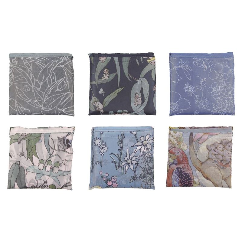 May Gibbs by Ecology – Eco Folding Shopping Bag