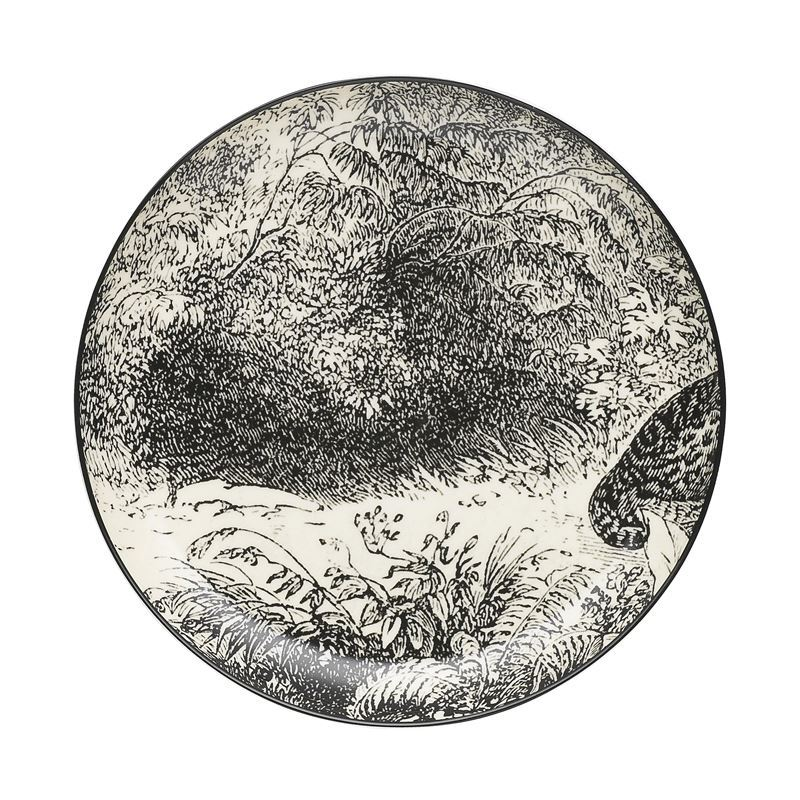 Ecology – Expedition Bone China Side Plate 21cm Sierra