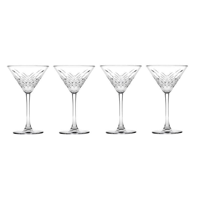 Pasabahce – Timeless Martini 230ml Set of 4
