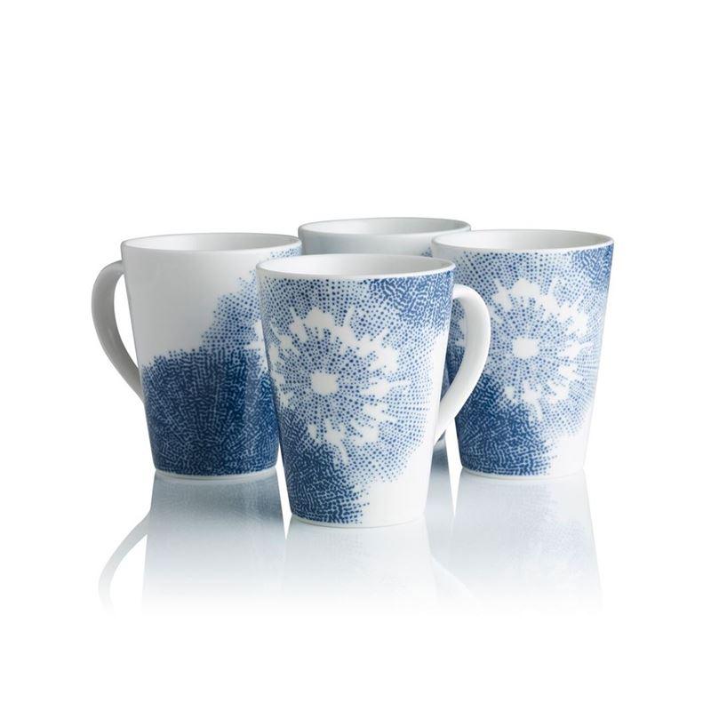 Noritake – Aozora Set of 4 Mugs 355ml
