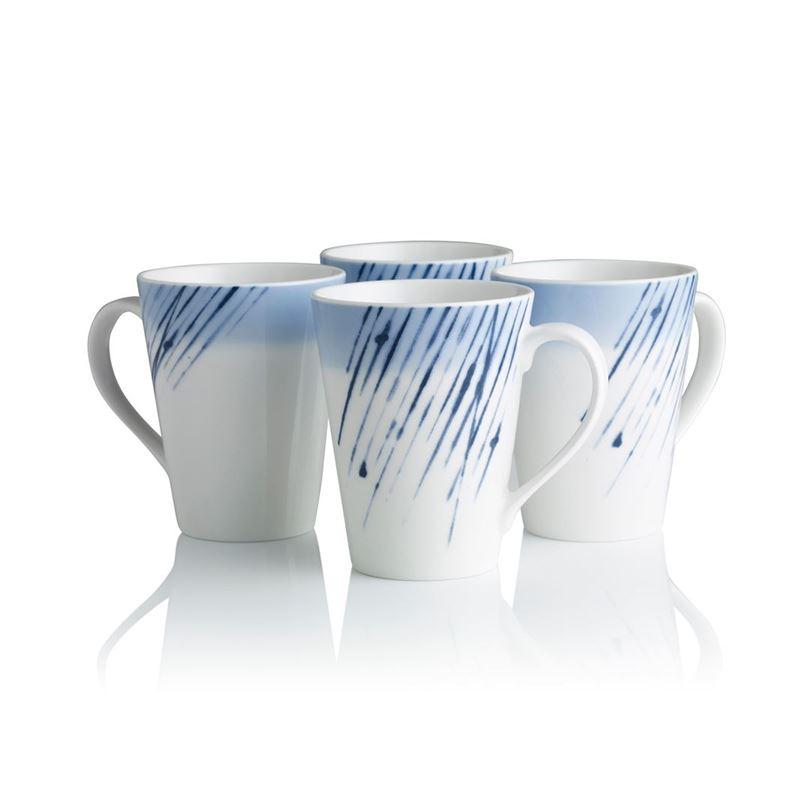 Noritake – Hanabi Set of 4 Mugs 355ml