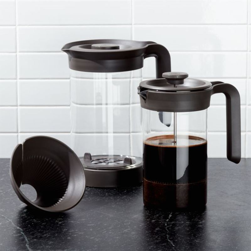 Coffee House by Chef'n – 3-in-1 Coffee Brewer Kit