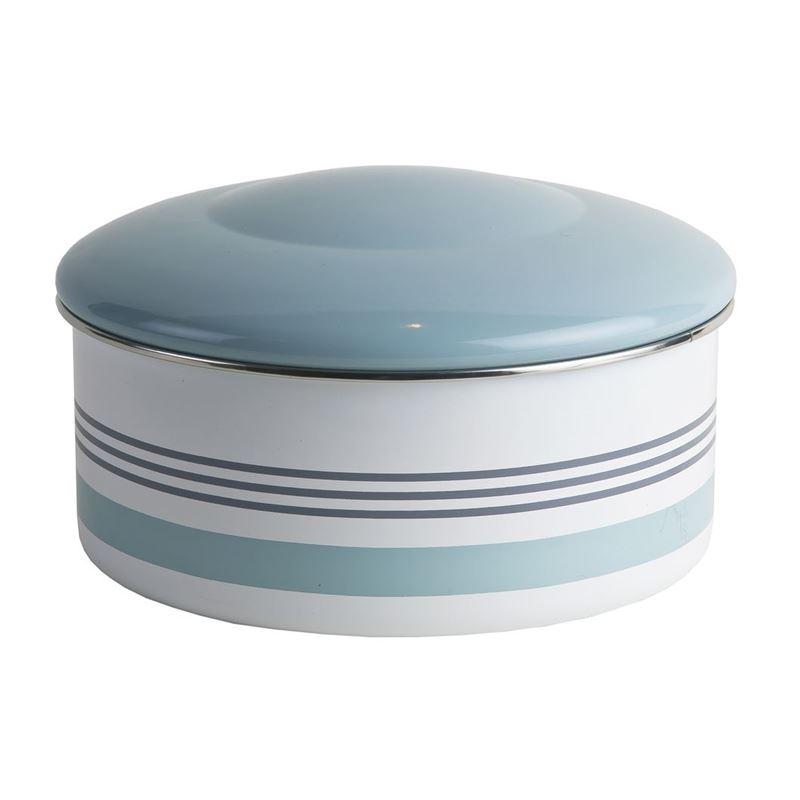 Jamie Oliver – Vintage Enamel Cake Tin 22.5cm