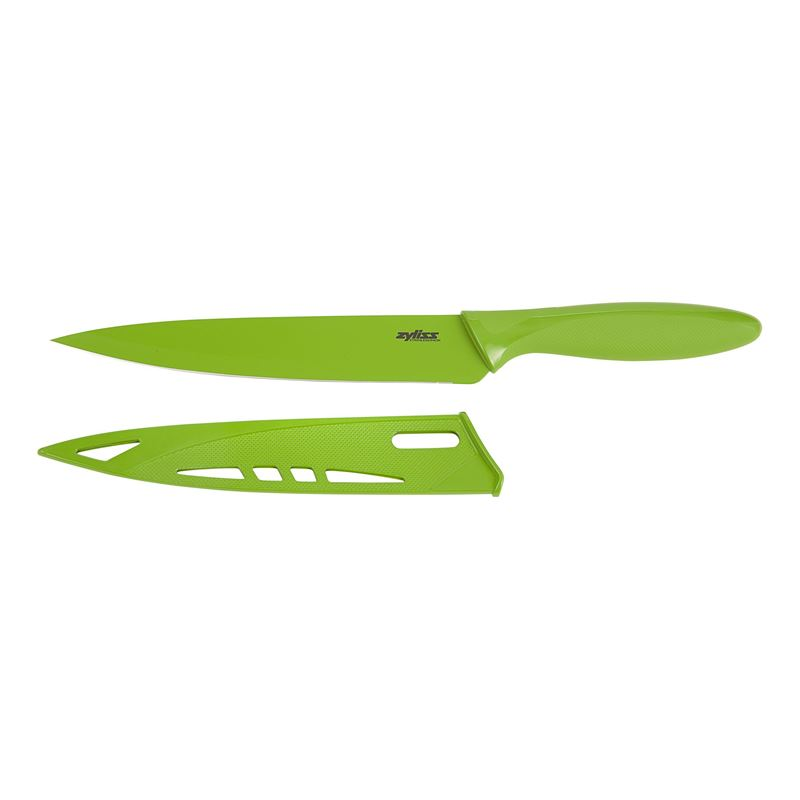 Zyliss – Soft Touch Carving Knife with Safety Cover 20cm