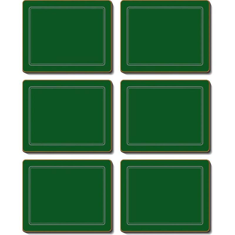 Cinnamon – Forest Coaster 11×9.5cm Set of 6