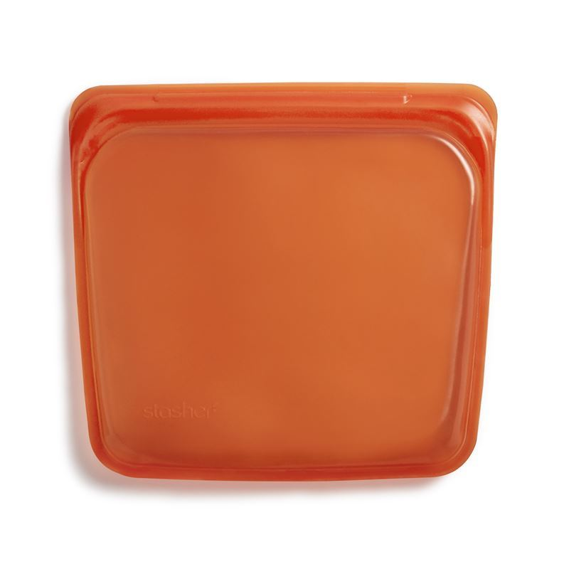 Stasher – Sandwich Bag 450ml Citrus
