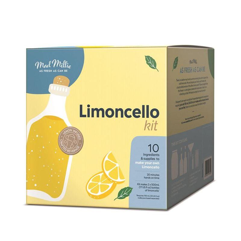Mad Millie – Limoncello Kit