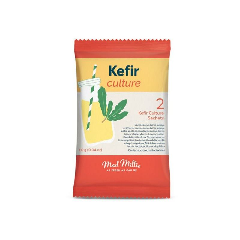 Mad Millie – Kefir Culture Sachets Pack of 2