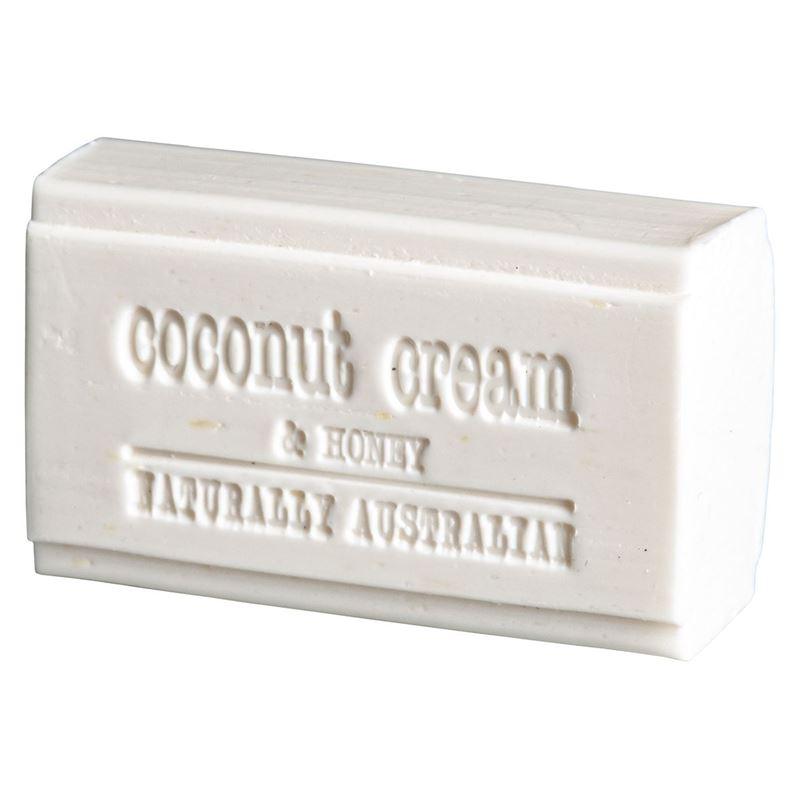 Natures Gift – Plant Based Fine Soap Coconut Cream & Honey (Made in Australia)