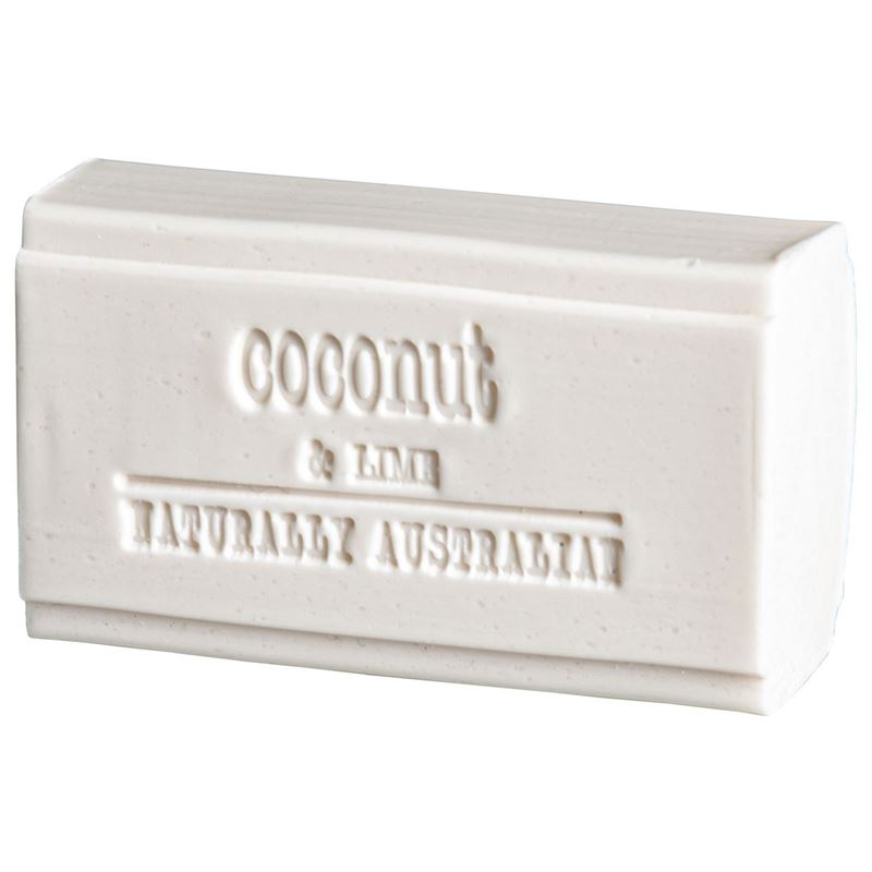 Natures Gift – Plant Based Fine Soap Coconut & Lime 100g (Made in Australia)