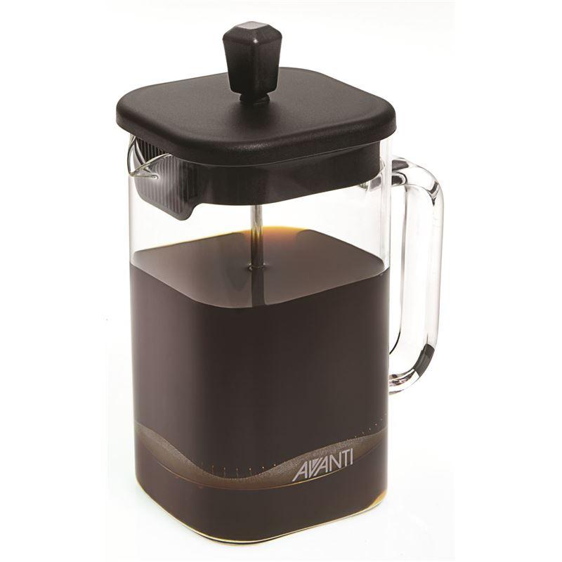 Avanti – Oslo Square Glass Coffee Plunger 600ml
