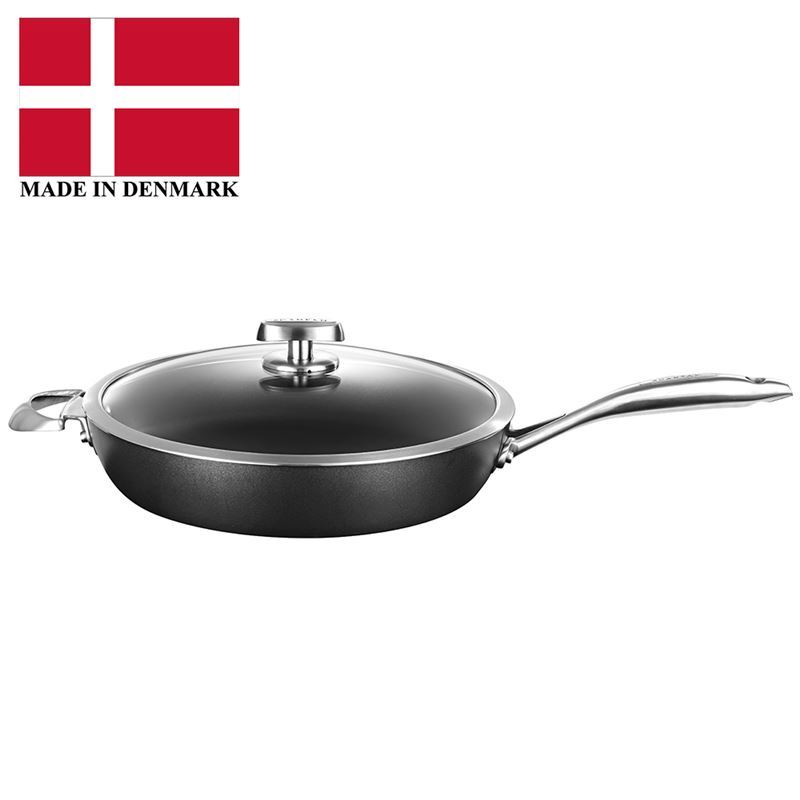 Scanpan – Pro IQ Induction Covered Sauté Pan 32cm  (Made in Denmark)