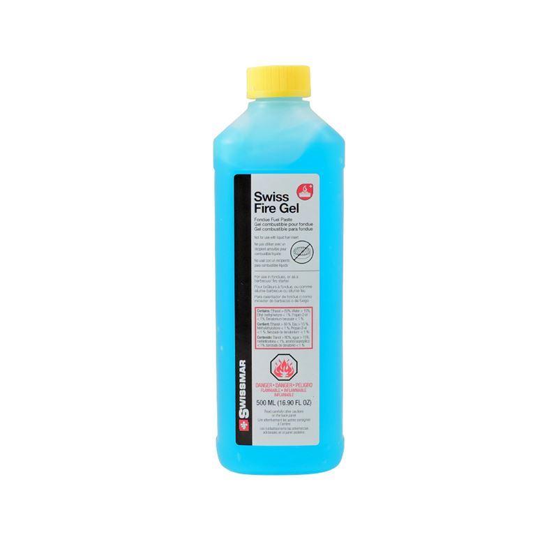 Swissmar – Swiss Fire Gel Refill 500ml Bottle