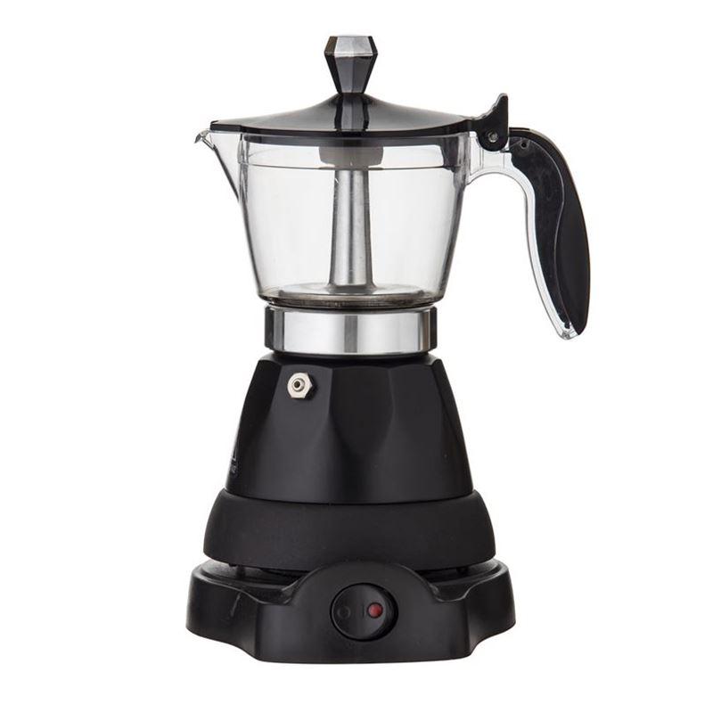 Leaf & Bean – Electric Espresso Maker 3 Cup