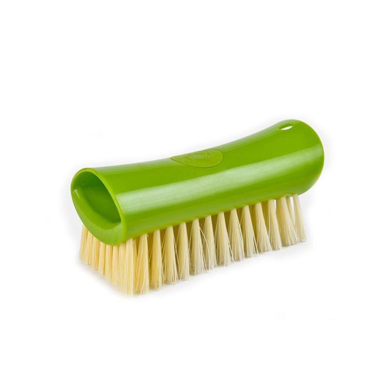Full Circle – Lean & Mean Scrub Brush Green