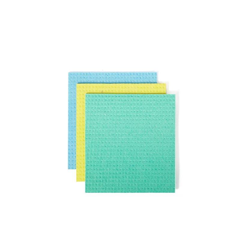 Full Circle – Squeeze Cellulose Sponge set of 3