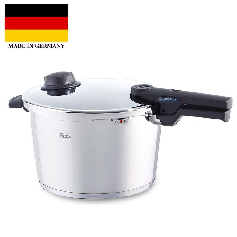 Fissler – Vitavit Comfort 26cm Pressure Cooker 8Ltr (Made in Germany)