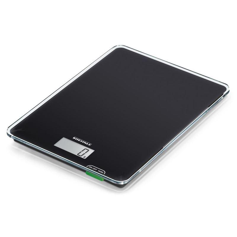 Soehnle – Page Compact 100 Digital 5kg Kitchen Scale Black