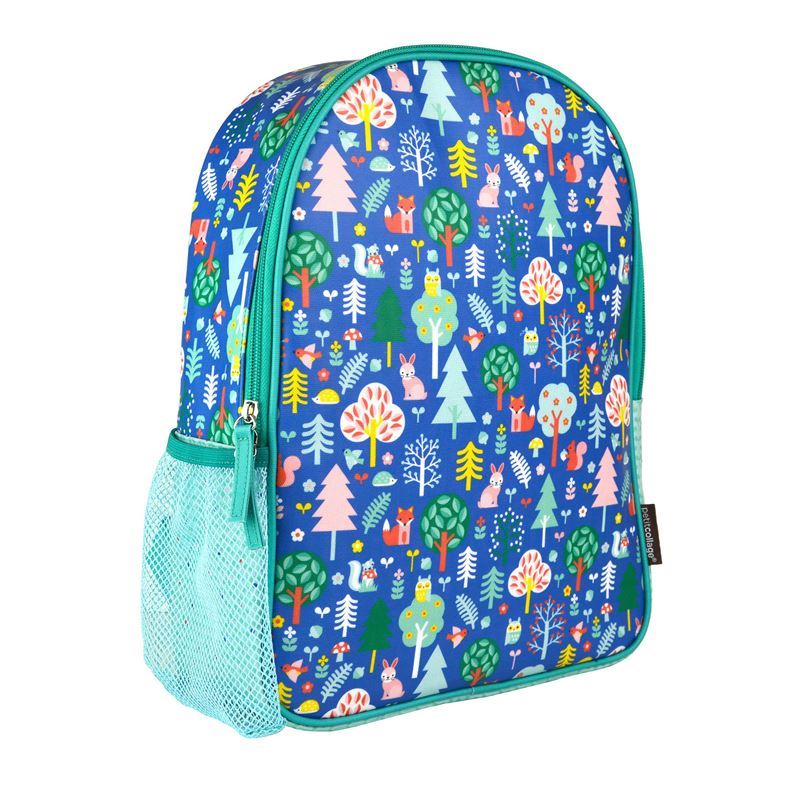 Petit Collage – Eco Friendly BPA and PVC Free Backpack Woodland