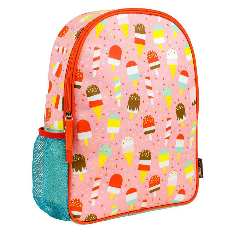 Petit Collage – Eco Friendly BPA and PVC Free Backpack Ice Cream
