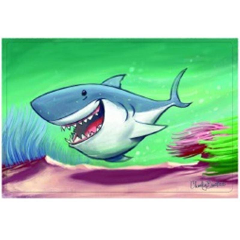 Cinnamon – Shark PVC Placemat