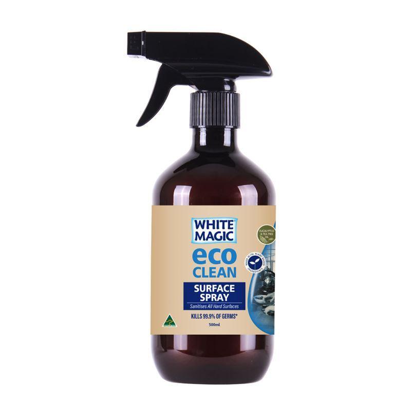 White Magic – Eco Clean Surface Spray 500ml